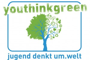 YOUTHinkGreen logo