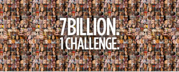 7 Billion and 1 Challenge