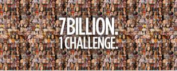 7 Billion and 1 Challenge